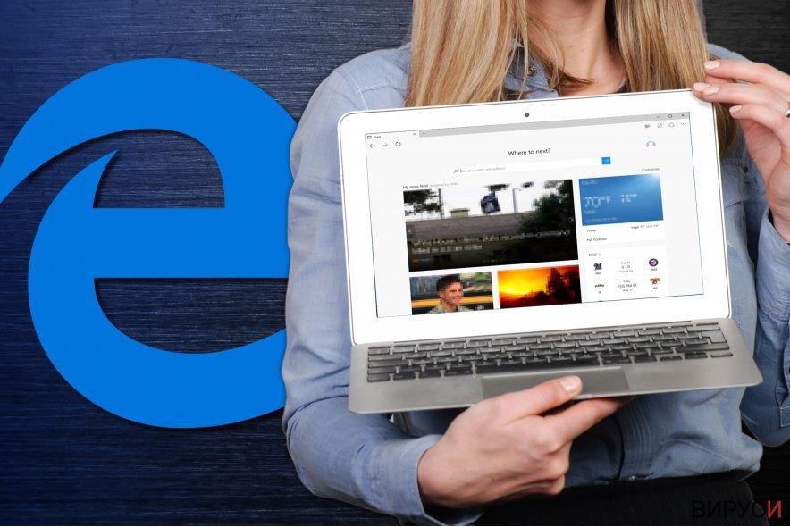 Как да нулираме настройките на Microsoft Edge?