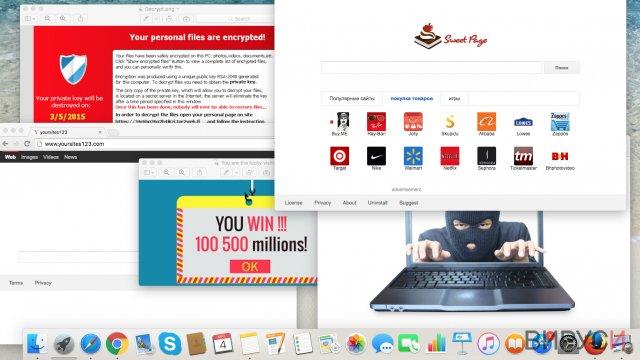 Екранна снимка на Кибер заплахи, за които трябва да внимавате тази година: адуер, хайджакъри и рансъмуери