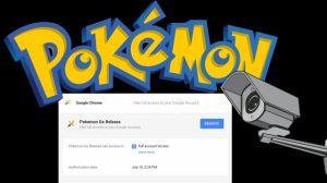 Популярният Pokemon Go и проблеми с личните данни