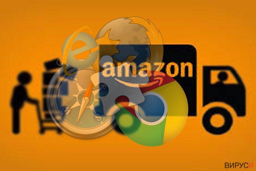 Изображение, показващо Amazon Assistant