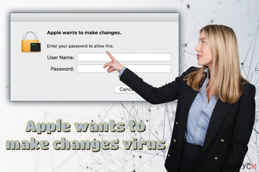 Apple wants to make changes