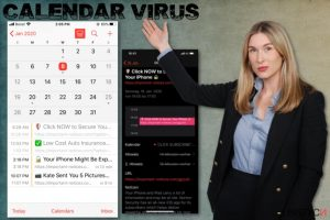 Вирусът Calendar