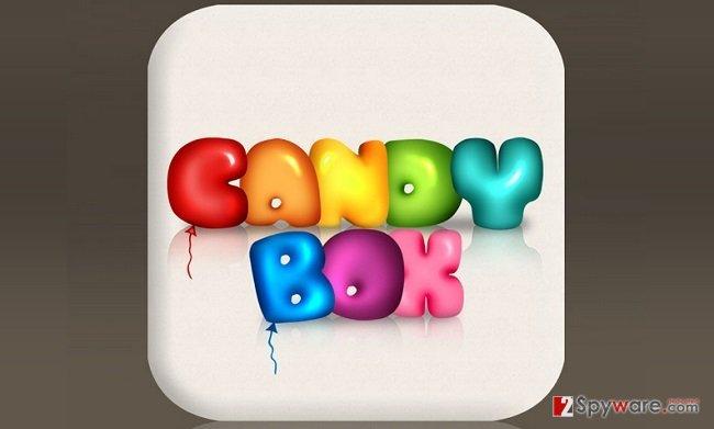 Екранна снимка на Candy-box.biz