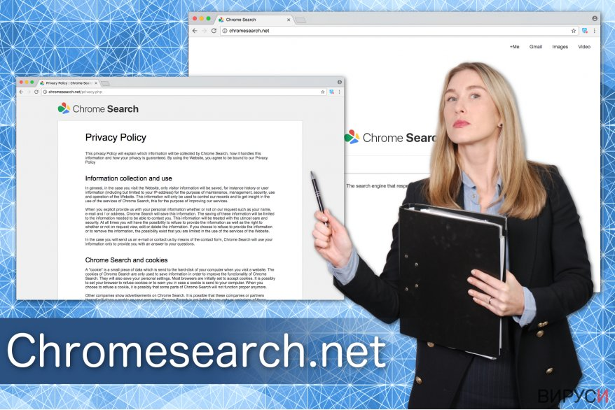Илюстрация на Chromesearch.net