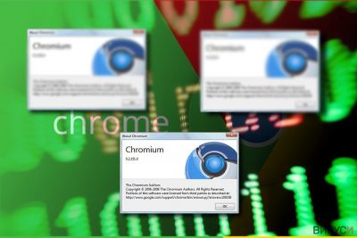 Изображение, показващо Chromium