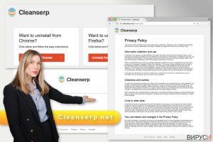 Вирусът Cleanserp.net
