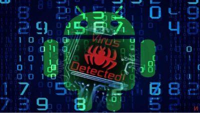 Изображение, илюстриращо зловредния софтуер за Android - com.google.provision