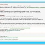 Екранна снимка на Вирусът CryptoWall