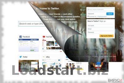 Изображение на Loadstart.biz