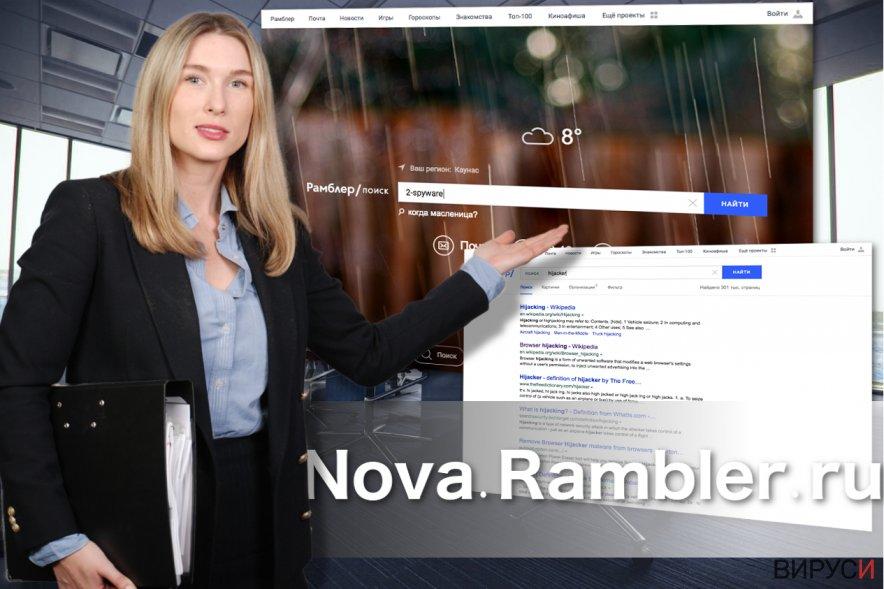 Изглед на Nova Rambler