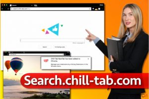 Вирусът Search.chill-tab.com