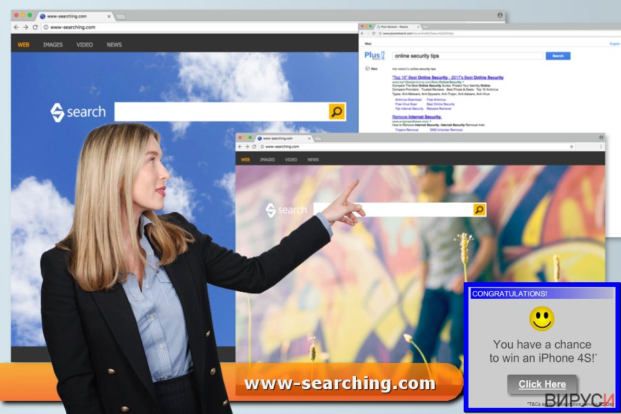 www-searching.com virus