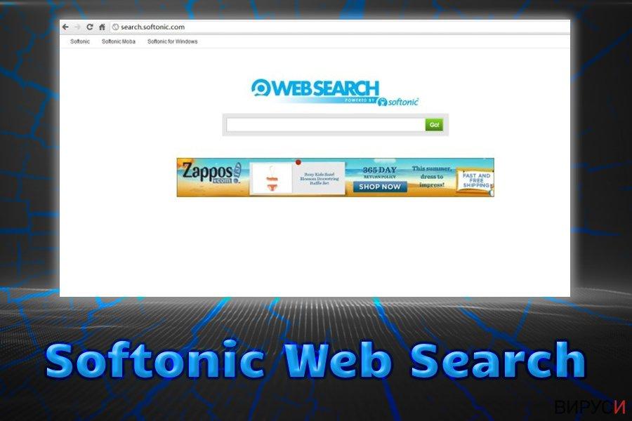 Екранна снимка на Softonic