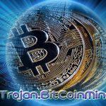 Екранна снимка на Вирусът Bitcoin