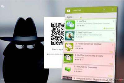 Вирусът WeChat
